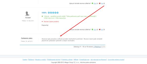 Parfumerie Janka recenze - Heureka.cz 2013-10-14 13-34-51