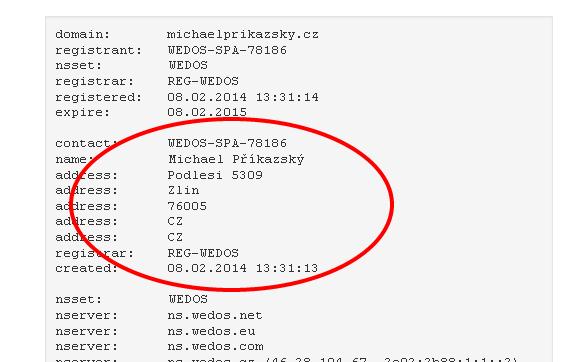 MichaelPrikAzSky.cz WHOIS, DNS, & Domain Info - DomainTools 2014-08-11 22-50-41